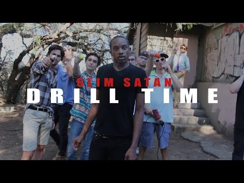 "Spoken Reasons: Slim Satan ""Drill Time"" Slim Jesus Parody x [#FCHW]"
