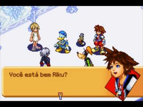 Kingdom Hearts Chain of Memories(GBA) #22   Final