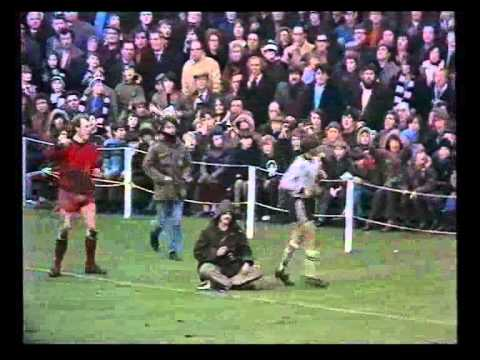 Hereford United v Newcastle United 1972 FA Cup 3rd Round Replay
