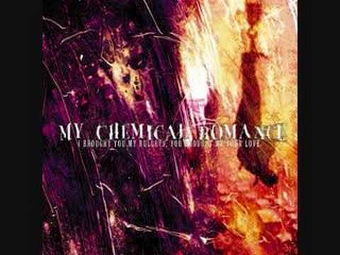 Headfirst for Halos- My Chemical Romance