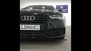 Audi A6 Avant S-Line - Paint correction, Ultracoat Premium Bond 9H