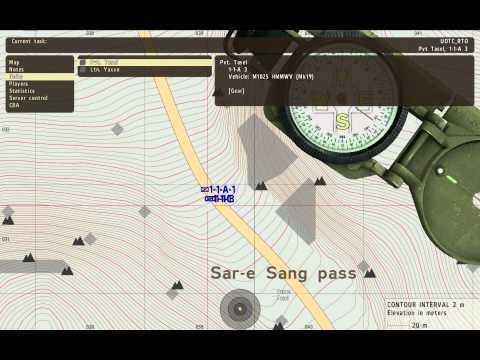 ArmA 2 - UOTC - Radio Telephone Operator Course (2-2)
