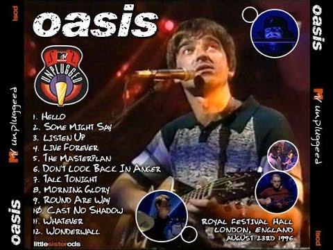 Oasis Acústico MTV Completo (Oasis Unplugged MTV Full)