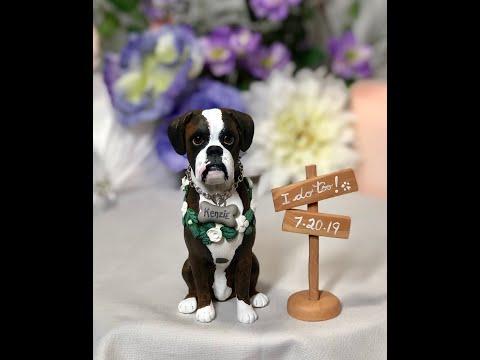 boxer-dog-wedding-cake-topper