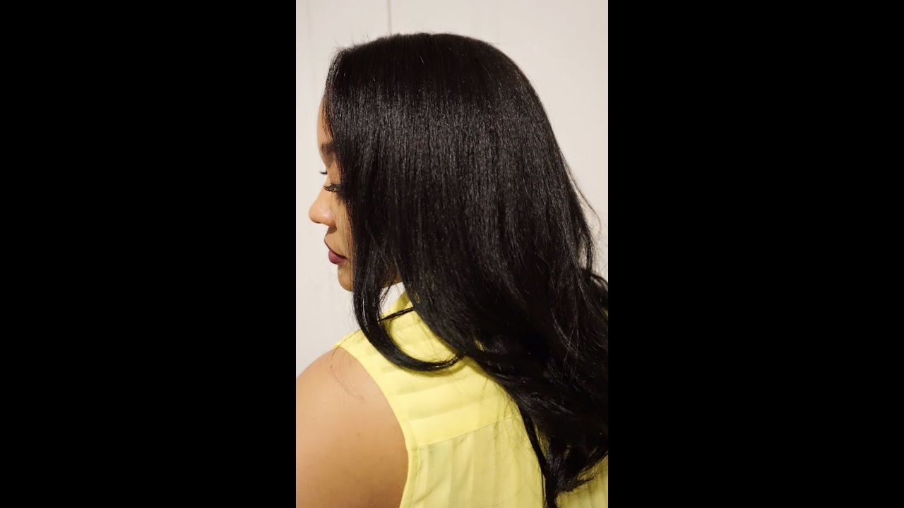 Liscio Japanese Straightening System Review Permanent