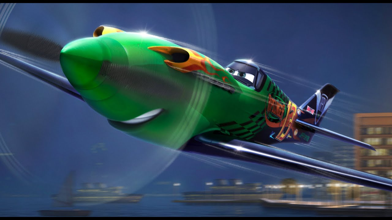 Disney's Planes - Story Mode Walkthrough Part 19 ...
