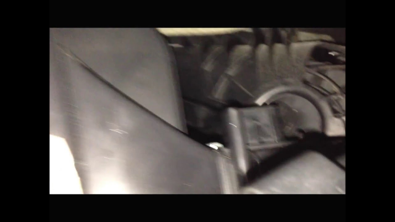 Ford Escape Blower Problem - YouTube