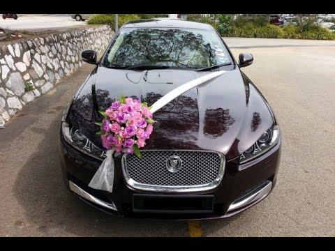 Black car wedding decoration youtube black car wedding decoration junglespirit Choice Image