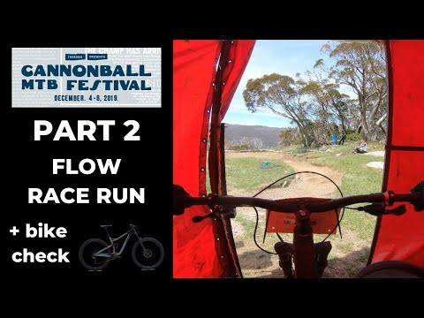 Cannonball 2019 Vlog | Flow Race Run + Bike Check (Part 2)