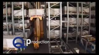 Produkcja konglomeratu kwarcowego włoskiej firmy QUARELLA