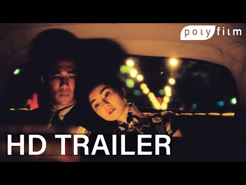 IN THE MOOD FOR LOVE TRAILER Deutsch | German
