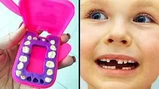 Почему не Стоит Выбрасывать Молочные Зубы
