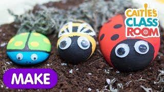 Rock Bugs | Caitie's Classroom