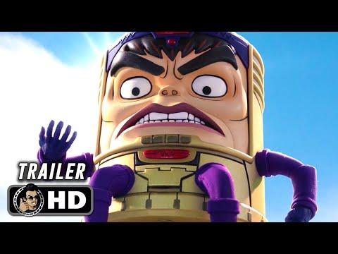 MARVEL'S M.O.D.O.K. Official Teaser Trailer (HD) Patton Oswalt