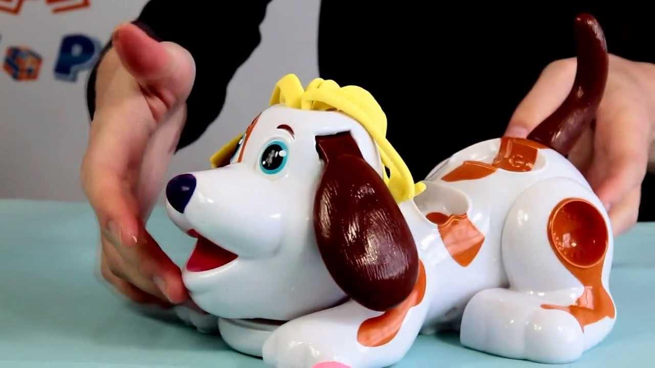 Puppies Playset Zestaw Pieski Modeling Compound Ciastolina Play Doh Hasbro Youtube