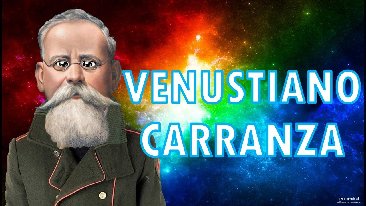 Venustiano Carranza Biografia Para Niños