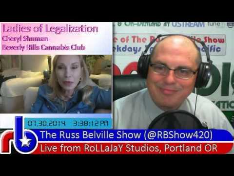 The Russ Belville Show #432   Cheryl Shuman AdWeek Cover Story