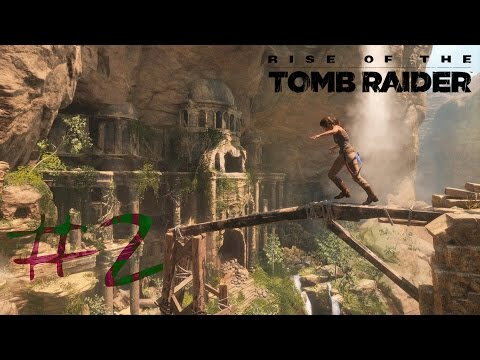 Rise of the Tomb Raider Walkthrough Gameplay Part 2 - Syria [PC/HD/60fps]