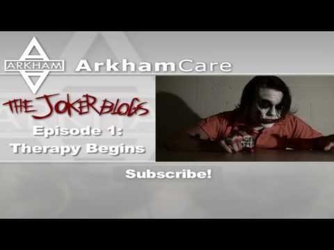 The Joker Blogs - Audio Commentaries (1)
