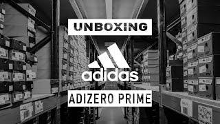 Unboxing the ADIDAS adizero Prime Running Shoe | SportsShoes.com