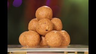 Atta Besan Laddoo | Diwali Special Recipe | Sanjeev Kapoor Khazana