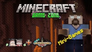 Minecraft - Game Zone - Jerry & Harry + Glowstone PVP with Jared