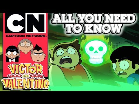 Victor and Valentino | All You Need To Know | Cartoon Network UK