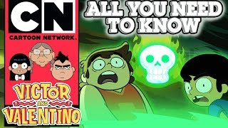 Victor and Valentino | All You Need To Know | Cartoon Network UK 🇬🇧