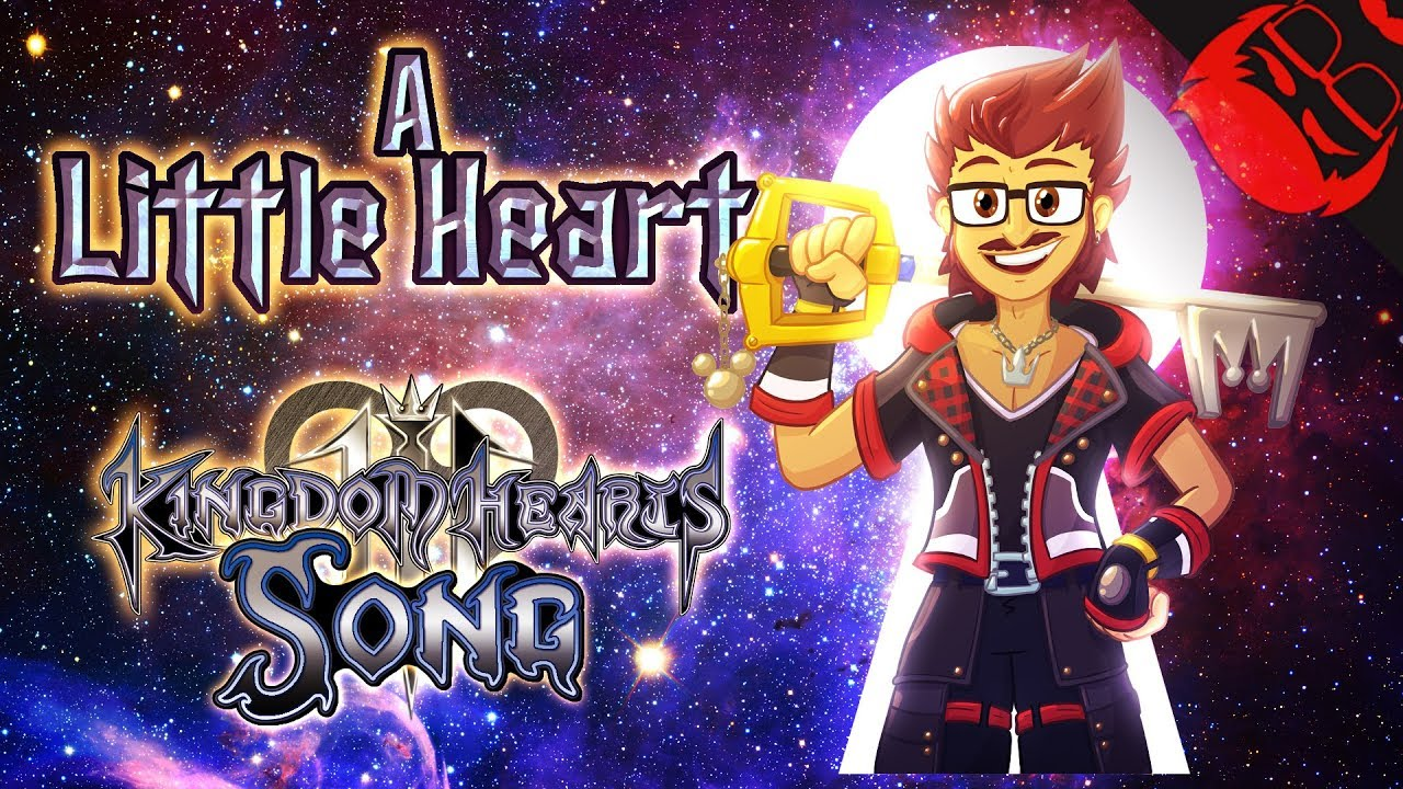 A LITTLE HEART   Kingdom Hearts 3 Song   60 DISNEY SONGS IN ONE