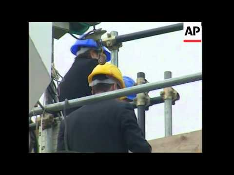 Work begins to dismantle Axum Obelisk for return to Ethiopia