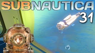 "Subnautica Gameplay Ep 31 - ""I Can See My Cyclops Submarine From Here!!!"" 1080p PC"