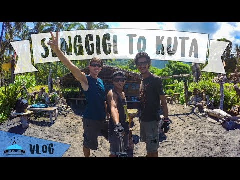 Senggigi to Kuta - LOMBOK IN 7 DAYS - VLOG #1