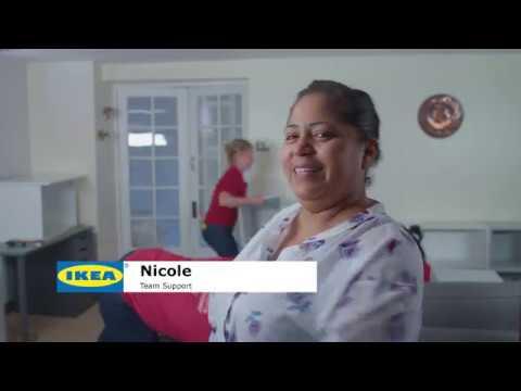 IKEA Canada   Make Room For Life Montréal