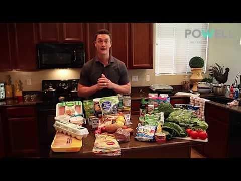 Powell Metabolics   Meal Prep
