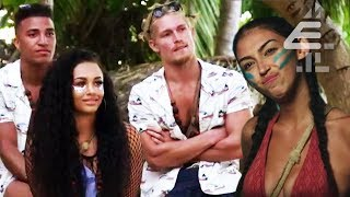 Islander Decides to Go UNDERCOVER & SPY on the Other Team!! | Shipwrecked