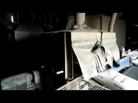 How to pack cement in bags| manufacturing | Mycem cement factory