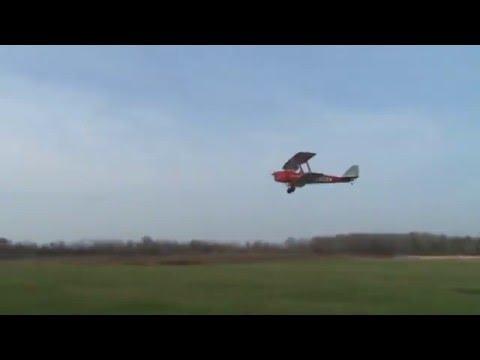 Hangar Nine 1/4 Scale Tiger Moth GF 38cc Four Stroke