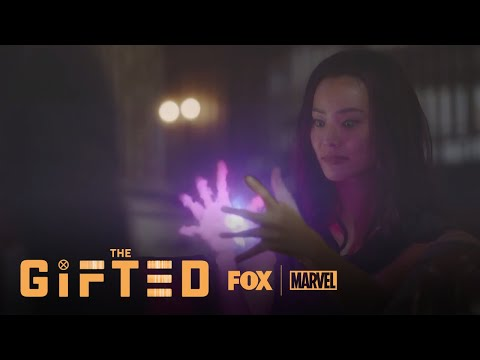 Clarice Tells John Her Powers Aren't Working | Season 1 Ep. 3 | THE GIFTED