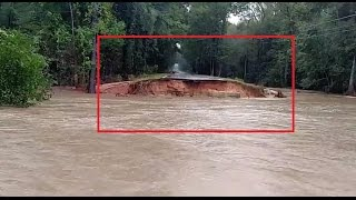 Flood disaster in South Carolina (VIDEO)