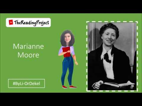 The Story Of Marianne Moore - The Reading Project
