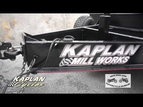 Custom Heavy Equipment Hauler Trailer
