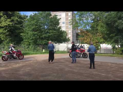 Copenhagen Historic Grand Prix 2017, Saturday - Motor cycles