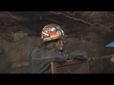 Tour of Soudan Mine