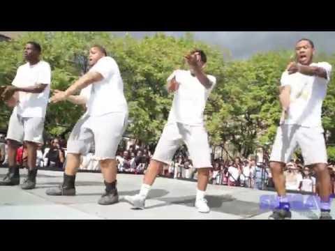 2016 UMD Block Show - Alpha Phi Alpha