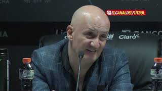 Pablo Repetto - Dt De Liga Deportiva Universitaria
