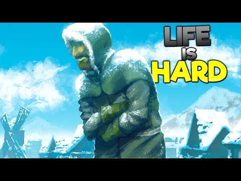THE KINGDOM WON'T SURVIVE THIS! - Life is Hard Gameplay Part 2