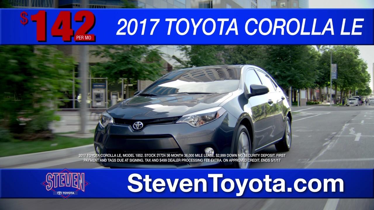 2017 04 Steven Toyota Bumper Corolla