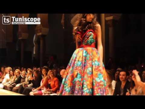 Défilé Ali Karoui  Fashion Week,  3D by Pixel One
