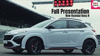 New Hyundai Kona N Full Presentation