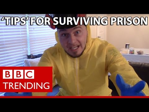 'After Prison Show' YouTube star Joe Guerrero: 'my tips for surviving prison' - BBC Trending